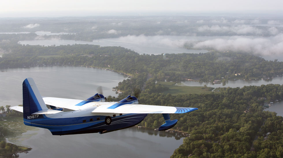 Grumman SA-16A Albatross - TP Aero